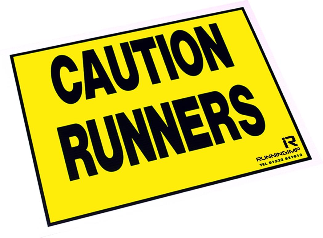 caution-runners